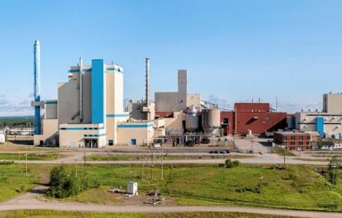 (Français) La relance de l'usine de pâte kraft de Lebel-sur-Quévillon
